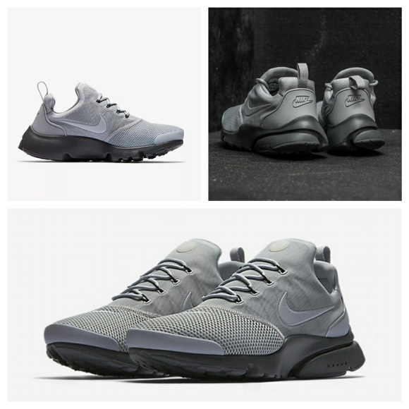 Nike | Air Presto Fly Wolf Grey